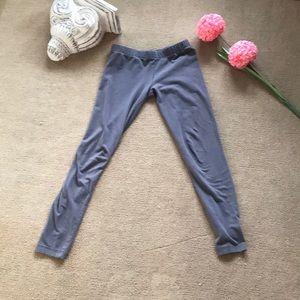 6 items for $6 - Gray Capri Leggings Forever 21